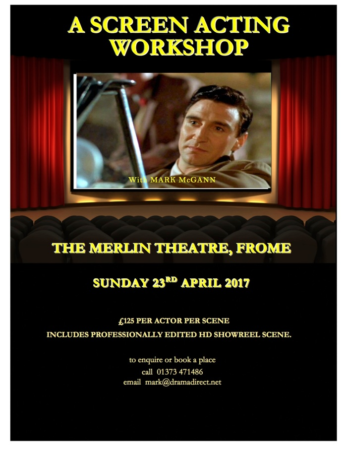 POSTER MERLIN SUN 23rd MARCH 2017