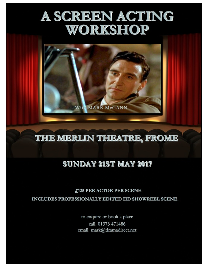 POSTER MERLIN SUN 21st MAY 2017