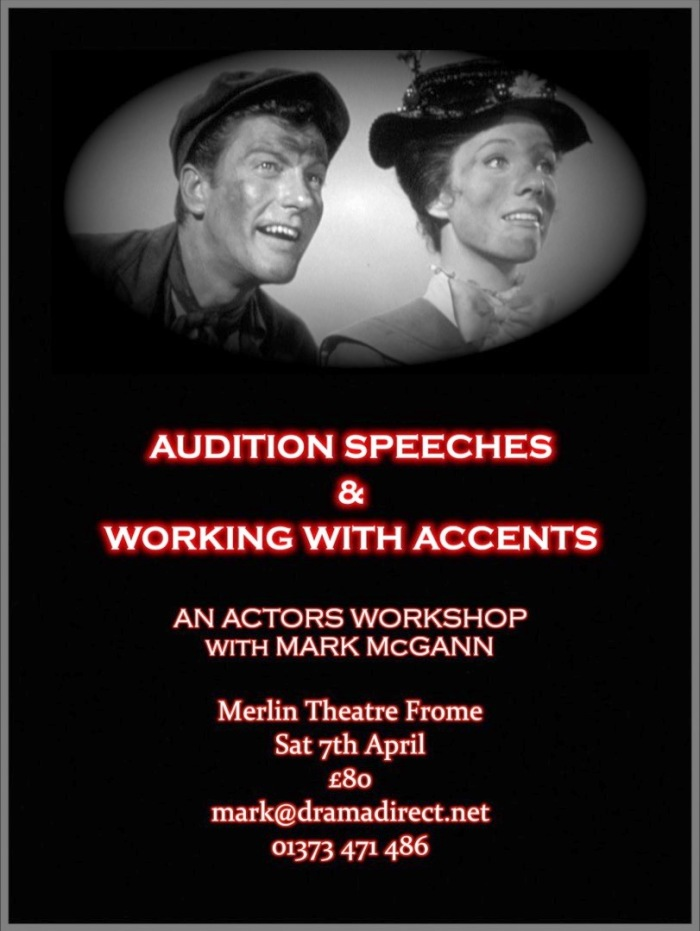 ACCENT WORK POSTER